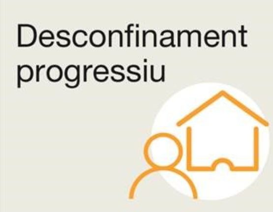 Desconfinament progressiu